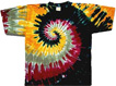 camouflage tie dye shirts