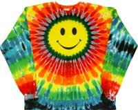 Happy Smiley Faces from tiedyedshop.com