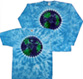 sky blue earth day shirt