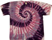 purple haze tie dye t-shirt