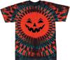 Halloween tie dye t shirts