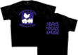woodstock black dove t-shirt