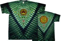 Grateful Dead Celtic Tie Dye T-Shirt