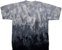 steel crinkle tie dye pocket shirt