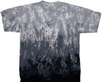 steel crinkle tie dye pocket shirt