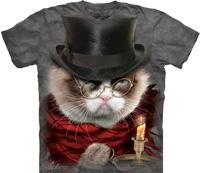Grumpy old cat tie dye shirts