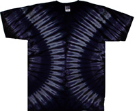 Purple Rain tie dye shirt