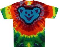 Rainbow bear